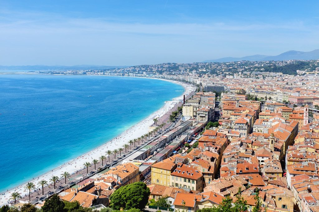 """""""Nice, France"""" by Kristoffer Trolle is licensed under CC BY 2.0"""